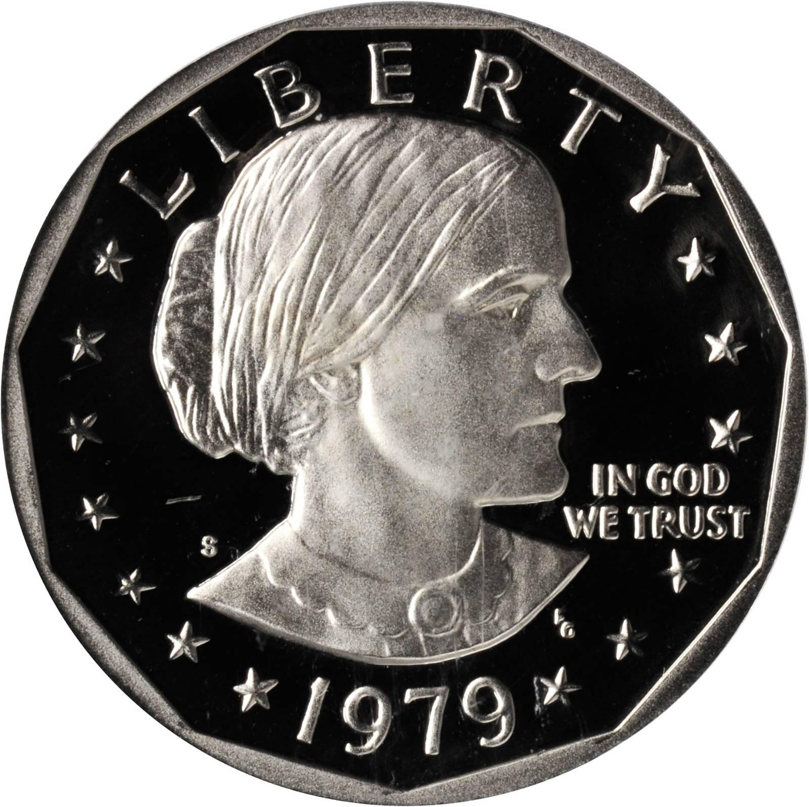 Value Of S Susan B Anthony Dollar