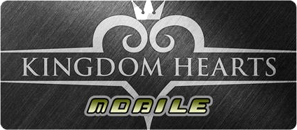 Kingdom Hearts Mobile Logo