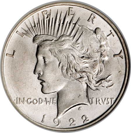 1922D Peace Silver Dollar Coin Value Facts