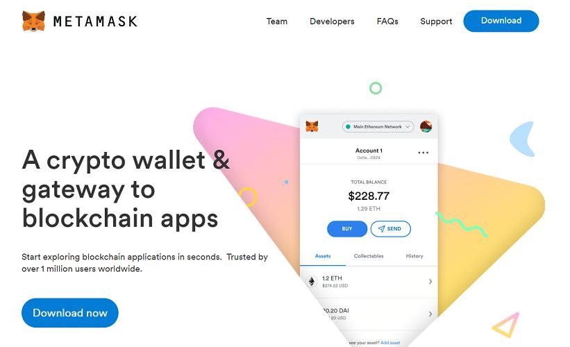 SUSHI Wallet Metamask