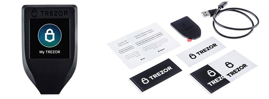 Trezor Model Box
