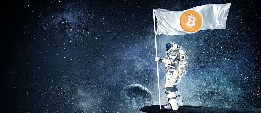 Bitcoin to Moon