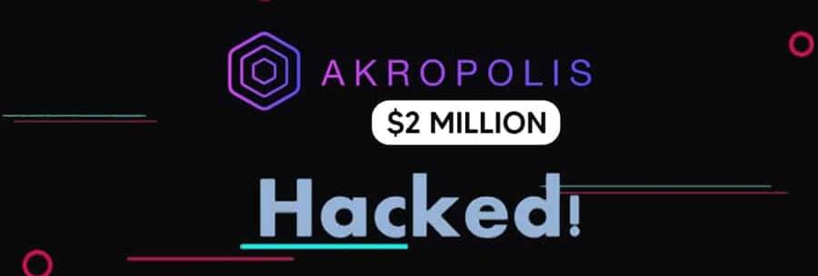 Akropolis Hacked