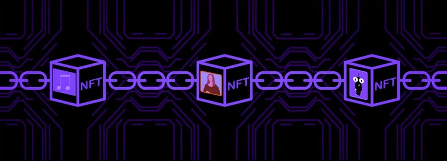 NFT graphic