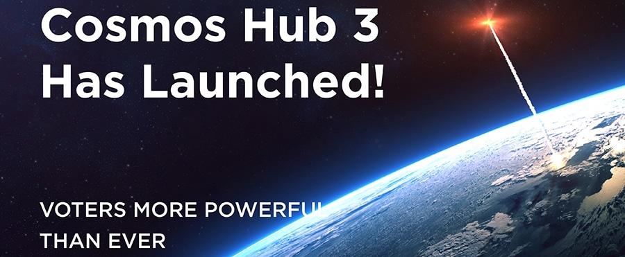 Cosmos Hub 3