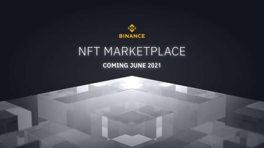 Binance NFT Coming June 2021