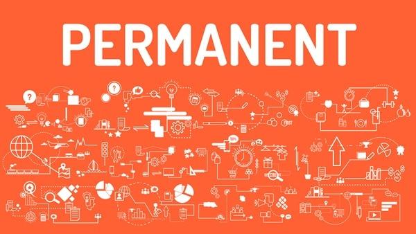 Permanent Data Storage