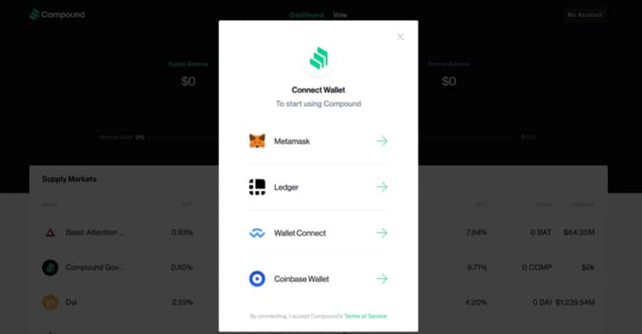 Connect Wallet