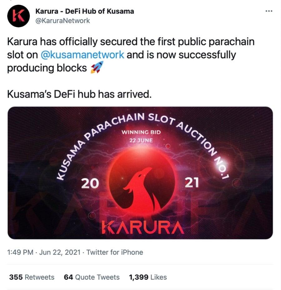 Karura Network