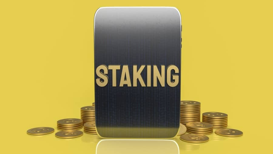 Staking In Crypto
