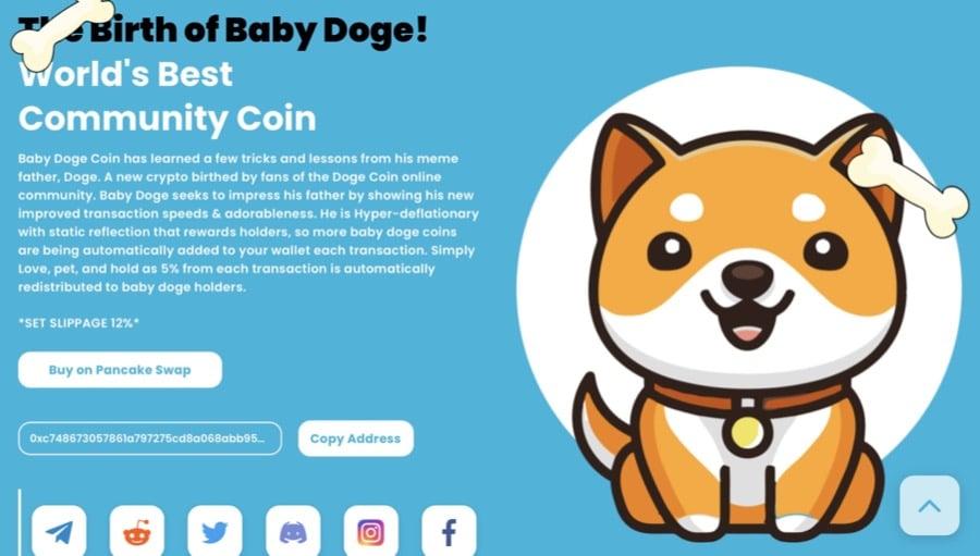 Baby Dogecoin