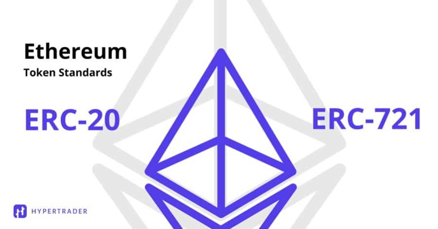 ERC 721 ERC 20
