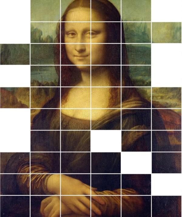 Mona Lisa NFT