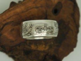 1876-Italian-5-lira-coin-ring-10
