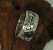 1876-Italian-5-lira-coin-ring-4