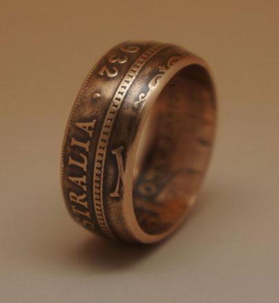 1911-1936-Australian-KGV-Penny-coin-ring-17