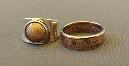 1898-1902-japan-1-sen-copper-coin-ring-couple-set-3