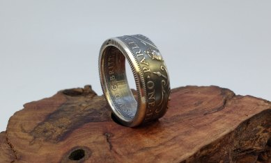 1927-australian-silver-florin-parliament-coin-ring-1