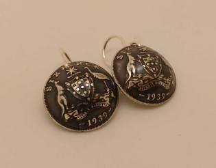 Australian-six-pence-coin-earrings-domed-2