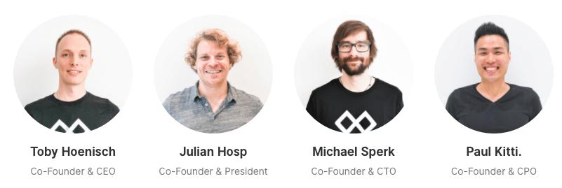 TenX Founders