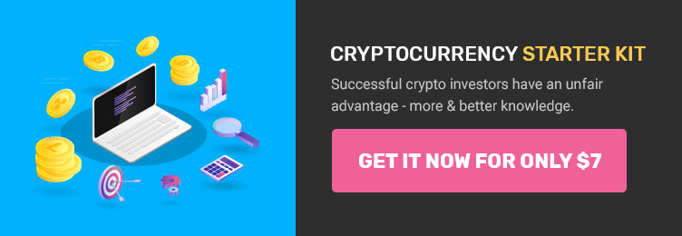 Cryptocurrency Starter Kit for only $7