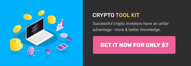 Cryptocurrency Tool Kit for only $7