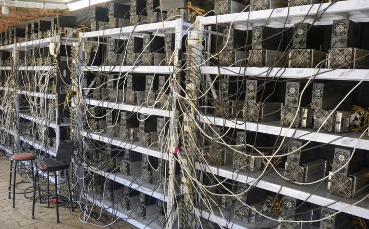 Miners also take bitcoin mining to the next level.