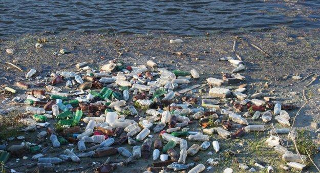 Great Pacific Garbage Patch via Sputnik International