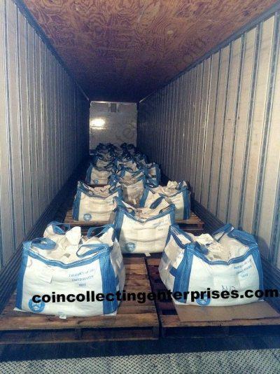 truckload pennies