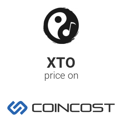 Tao XTO price chart online. XTO market cap, volume and