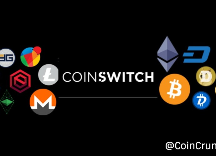 what is coinswitch? How do I convert bitcoin to ether without an exchange