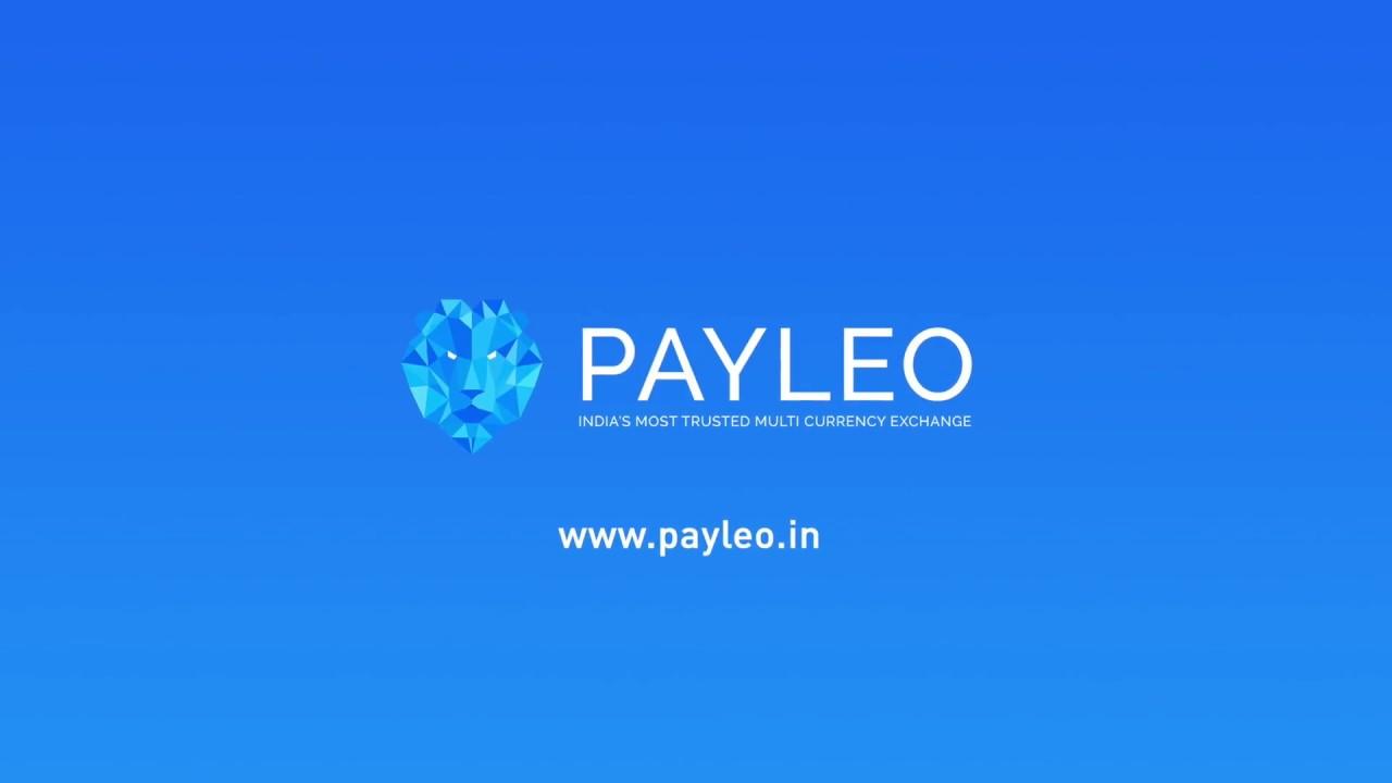 Payleo exchange indian's newest exchange