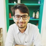 Naimish founder of Coin Crunch India