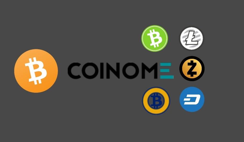 coinome new trading pairs btc markets