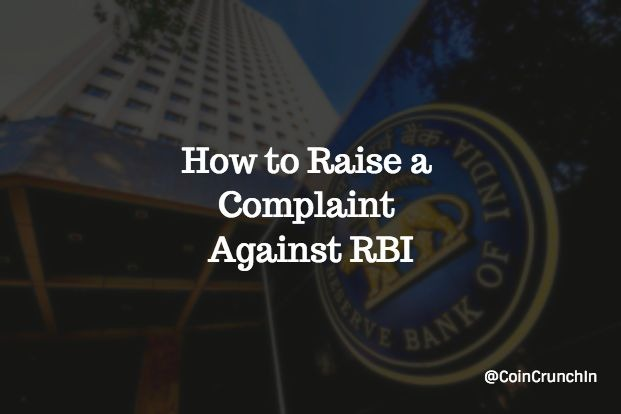 Appeal to RBI to reverse the prohibition on banks from dealing with cryptocurrency exchanges