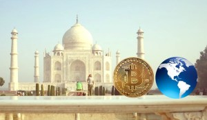 Indian exchanges Taj mahal