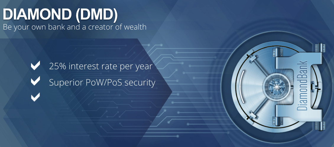 #DMD Diamond Coin Passes $5 USD