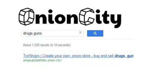 moteur de recherche darknet onion city