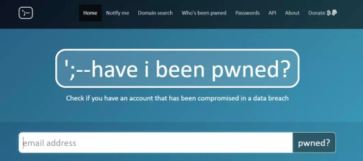 site pour tester son anonymat sur internet