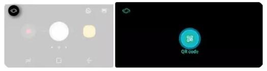 comment scanner un qr code samsung