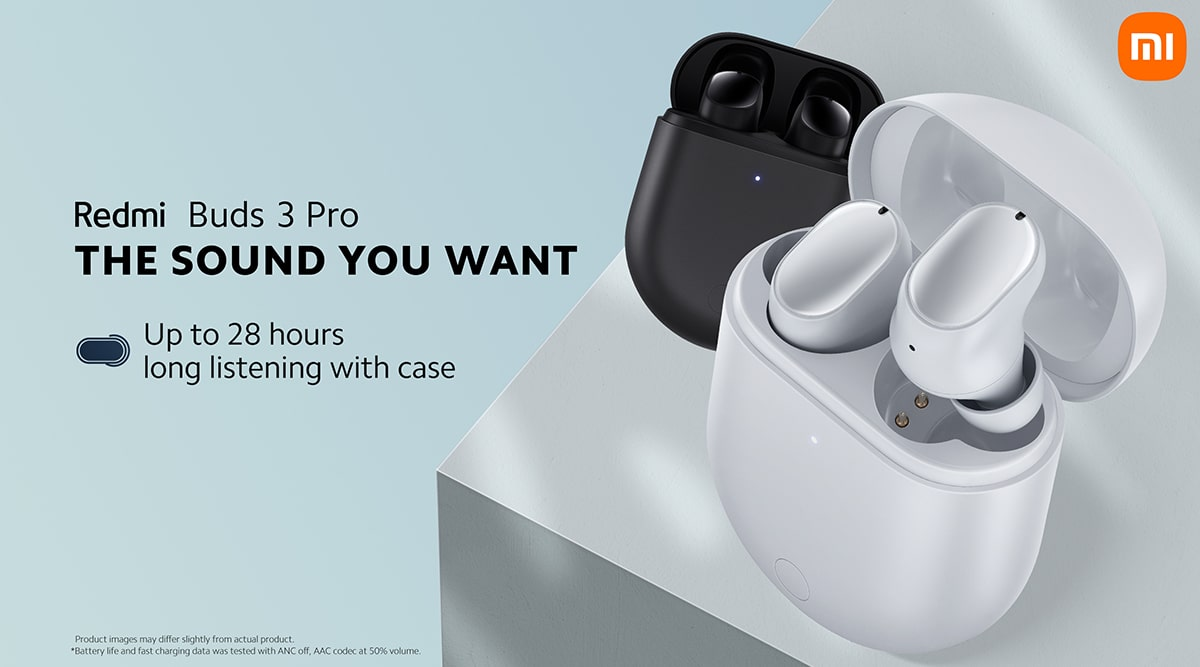 Xiaomi Redmi buds 3 pro : Prix, Fiche technique [ Bon plan ]