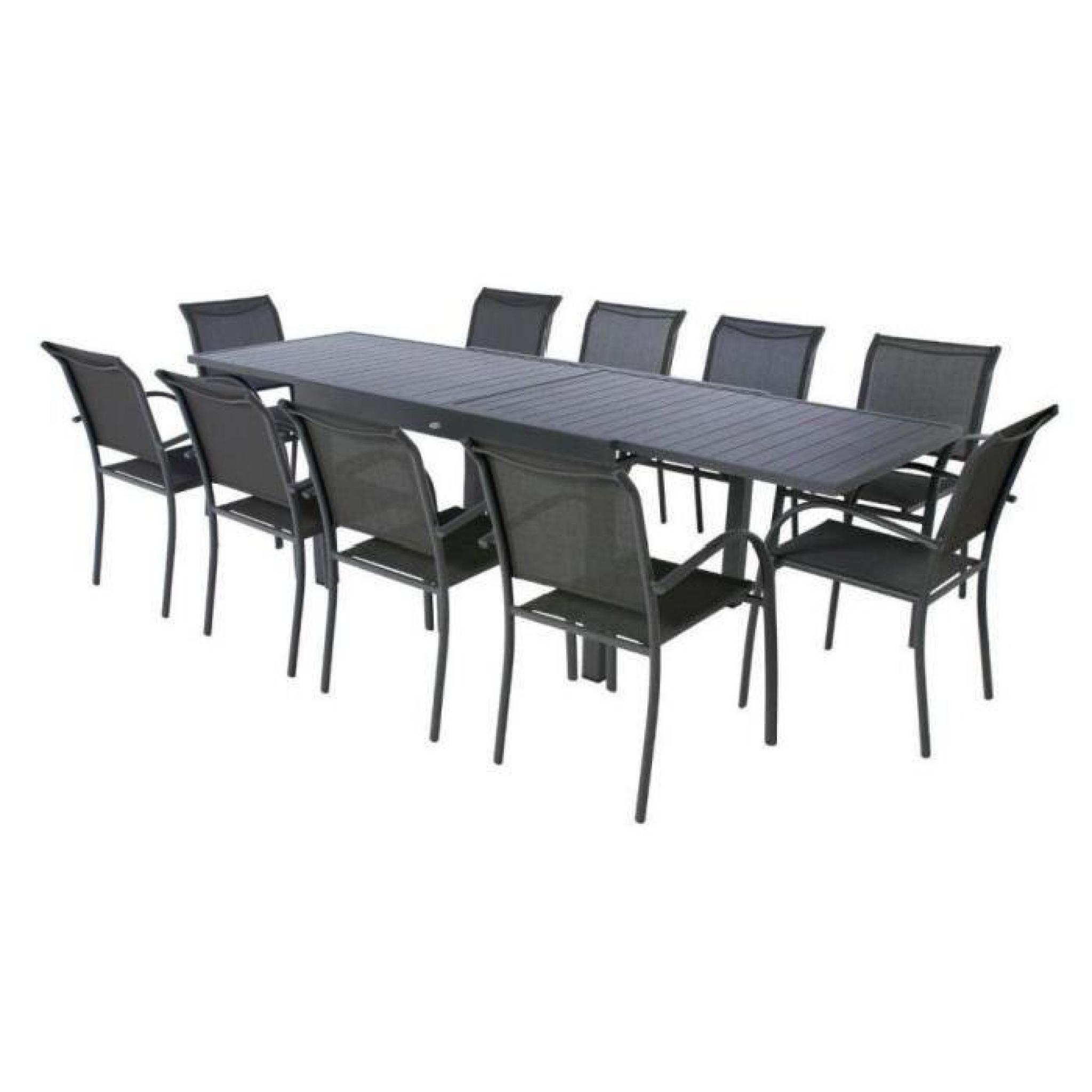 Table De Jardin Piazza   Table De Jardin Hespéride Piazza 4 6 Places ... 26da898623fe