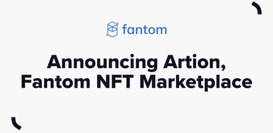 Fantomは、NFTマーケットプレイスArtionのベータ版のリリースを発表しました