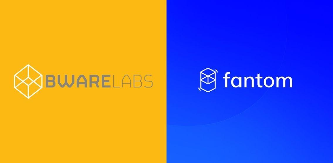 FantomFoundationとBwareLabsが、成長するインフラストラクチャに焦点を当てるためのコラボレーションを発表