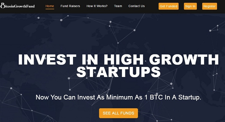 bitcoin growth fund review