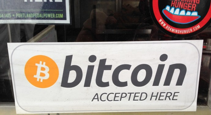 how to accept Bitcoin as payment