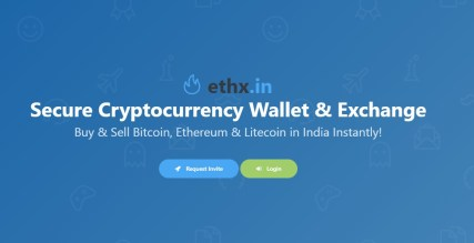 Ethx.in Review Exchange