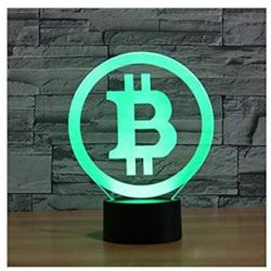 bitcoin lampe