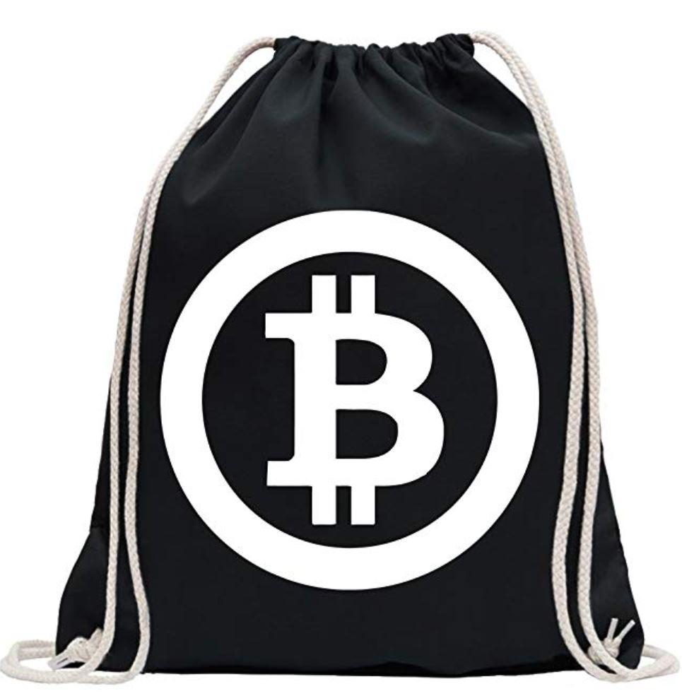 Bitcoin Turnbeutel