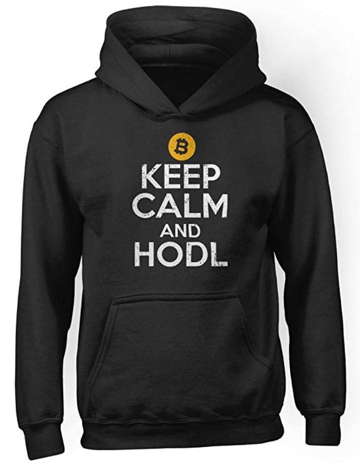 Keep Calm and Hodl